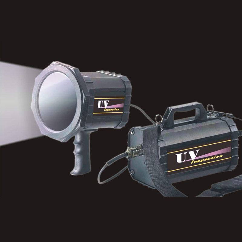ASYS UV-HA70 searchlight UV Particle detector